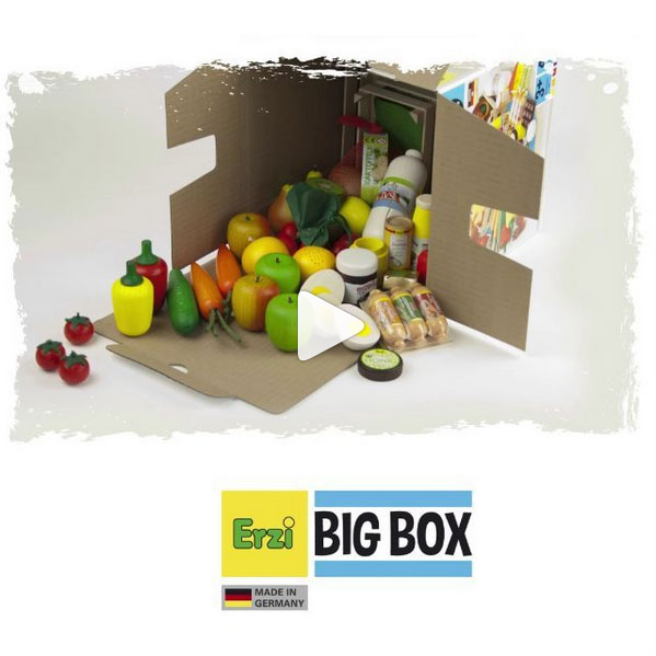 Erzi Big Box als Videoanimation-