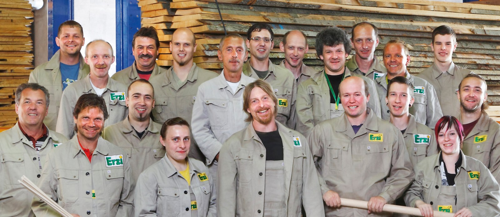 team-Together we are Erzi