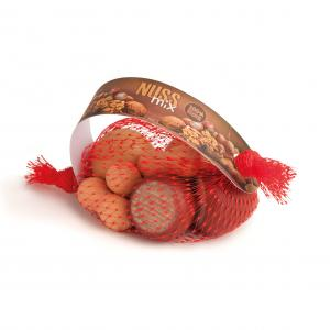 Mixed Nuts in a Net