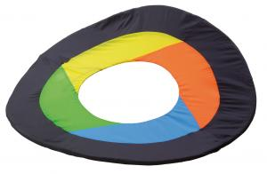 Foldable Giant Frisbee