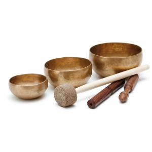 Set of Singing Bowls