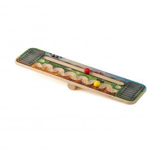 Balancing Board Race