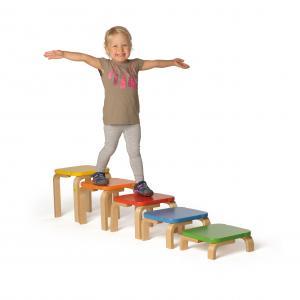 Balancing Stair Case