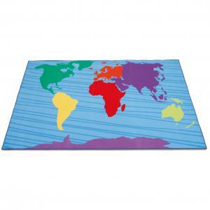 Teppich Kontinente